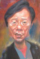 Yuk-Man Wong by michaelandrewlaw