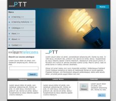 Idea 4 for web Interface by lilleypants