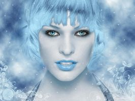 Ice Princess by mceric