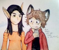 Contest Prize: Cmdrawings by Borsaline-Tresbien