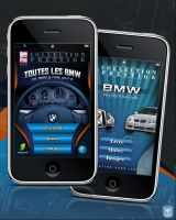 Projet Iphone BMW 1 by JFDC