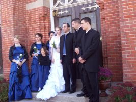 Wedding Party by AAAPhotography