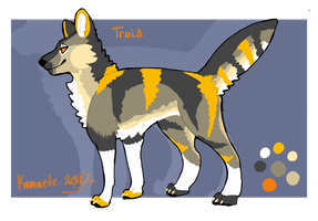 Troia Reference Sheet by Kama-ItaeteXIII