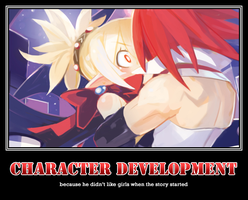 Motivational Disgaea 10 by xxRedDragoonxx