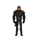 Judge Dredd (2012 movie) by Carcharocles