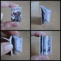 My first mini-book by Eingel91