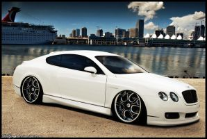 Bentley Continental by LillGrafo