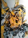 Bumblebee - Transformers  by aligalie