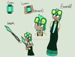 My brothers gemsona by S-K-Y-L-I