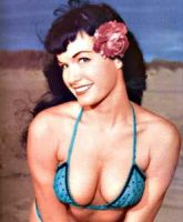 Bettie Again by Freakzilla25