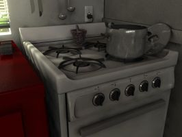 Stove by chromosphere