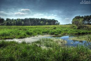 Natural place on the Earth by Kaloszek