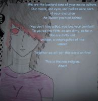 Emo (BVB qoute) by spirtofthedevil