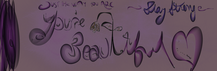 You're Beautiful by lightweight0906