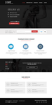 Brohost Webdesign by Nectrooox