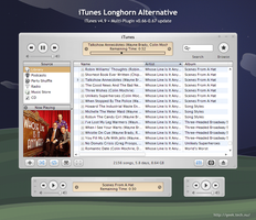 iTunes LhA - iTunes 4.9 update by geektechnu