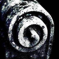 swirl in stone by awjay
