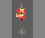 Auction: Oriental Dress by MagicalLady