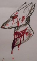 Gaping Grin by FuneralDyingheart