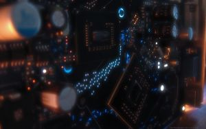 Energized Circuitry. by nemesis158
