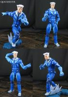 Age of Ultron Quicksilver concept figure by Jin-Saotome