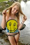 Talya - smiley 1 by wildplaces