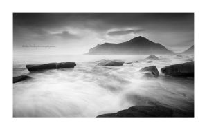 B and W - Part IV by Stridsberg