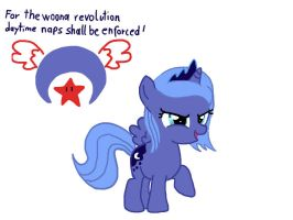 FOR THE NEW WOONA REPUBLIC by OhkiKaze
