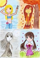 The Four Sisters by Kpop-44