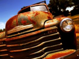 old chevy by tcn1995
