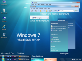Windows 7 V3 by Vher528