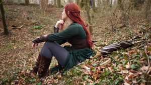 Contemplation by D2SCosplay