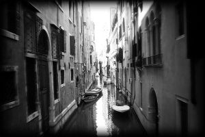 Venezia Canalization by Phil-Kay