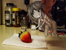 [AT] No More Strawberries Marceline by ValentineError