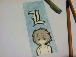L bookmark thing by apolloskies46
