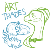 PMDU: Art Trades? by AceWu
