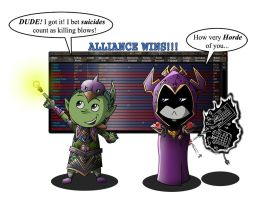 Should Have Picked Alliance... by DunkelDasRosenol