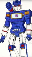 Soundwave by DarkPanik