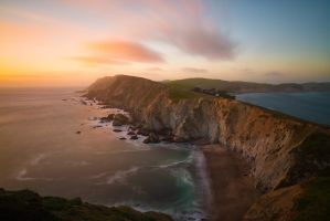 Point Reyes Sunset by LifeCapturedPhoto