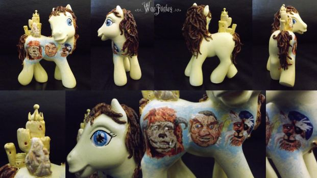 G3 Labyrinth Castle pony by Cemetery-Nightmare