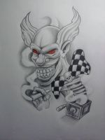 jack in the box by karlinoboy
