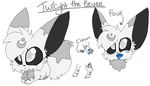 TWILIGHT THE EEVEE OFFICIAL REFERENCE 2014 by TwilightTheEevee