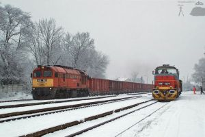 M62 and M47 locos whit freight by morpheus880223
