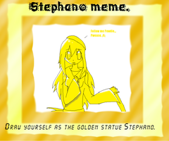 If I were Stephano... [MEME] by Smoo-Chan