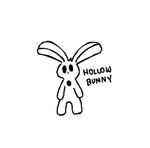 Hollow Bunny by Cat-Craft