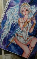 Angel by thestyx97