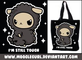 Black Sheep Tote by MoogleGurl