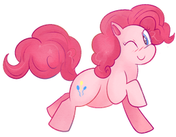 Pinkie! by SadMilks