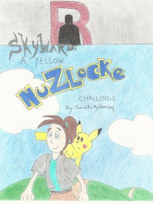 Skyward: Nuzlocke Cover by SoraIsMyHomeboy