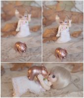 Copper Friend by MySweetQueen-Dolls